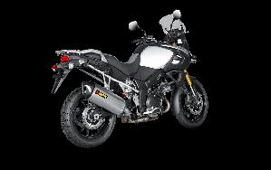 Suzuki V-Strom 1000 2016 Titanium