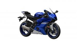YZF-R6 ICON BLUE