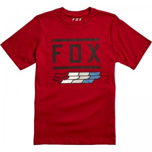 YOUTH SUPER FOX SS TEE