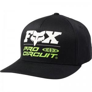 FOX PRO CIRCUIT FLEXFIT HAT