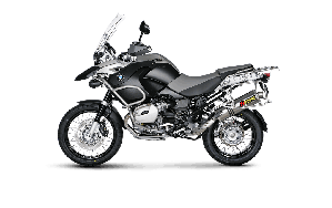 BMW R 1200 GS / Adventure 2009 Titanium