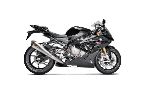 BMW S 1000 RR 2017 Evolution Line (Titanium)