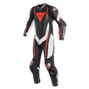 KYALAMI 1PC PERF. LEATHER SUIT