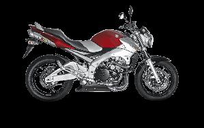 Suzuki GSR 600 2011 Titanium