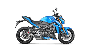 Suzuki GSX-S 1000 / F 2016 Titanium
