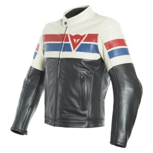 8-TRACK LEATHER JACKET