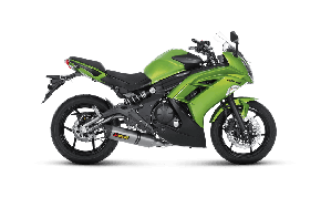 Kawasaki Ninja 650 2016 Racing Line (Titanium)