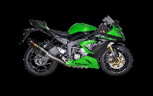 Kawasaki Ninja ZX-6R/636 2016 Racing Line (Carbon)