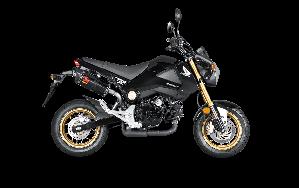 Honda MSX 125 / Grom 2015 Carbon
