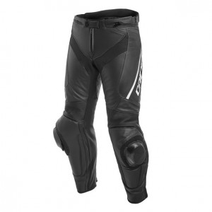 DELTA 3 PERF. LEATHER PANTS