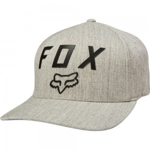 NUMBER 2 FLEXFIT HAT
