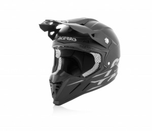 MATT BLACK PROFILE 3.0 HELMET