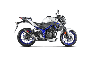 Yamaha MT-03 2017 Carbon
