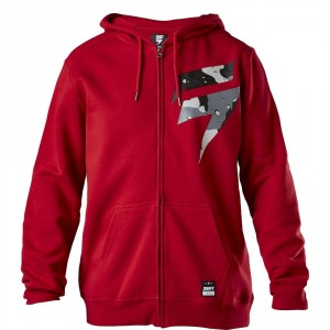 BARBOLT ZIP HOODY