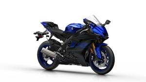 YZF-R6 RACE BLUE