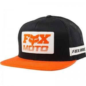 FOX SCHEME 110 SNAPBACK HAT