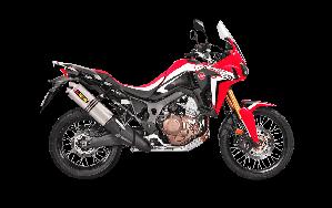 Honda CRF1000L Africa Twin 2017  Titanium
