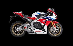 Honda CBR 1000 RR 2016  Titanium