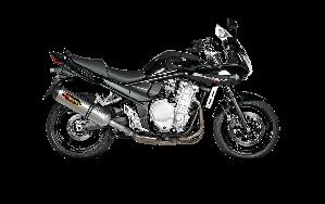 Suzuki GSF 1250 BANDIT 2015 Titanium