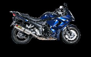 Suzuki GSX 1250 FA 2016 Titanium