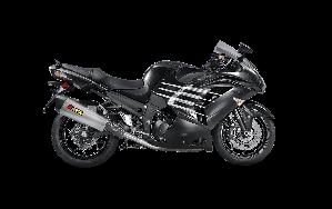 Kawasaki ZZR 1400, ZX14R 2017 Titanium