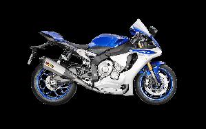 Yamaha YZF-R1 2017 Evolution Line (Titanium)