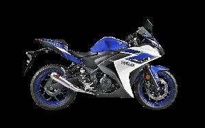 Yamaha YZF-R3 2016 Racing Line (SS)