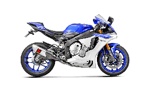 Yamaha YZF-R1 2017 Evolution Line Kit (Titanium)