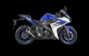 Yamaha YZF-R3 2016  (SS)