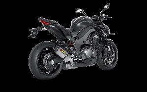 Kawasaki Z1000 2016 Titanium