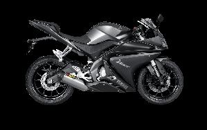 Yamaha MT-125/R125 2016 Racing Line (Titanium)