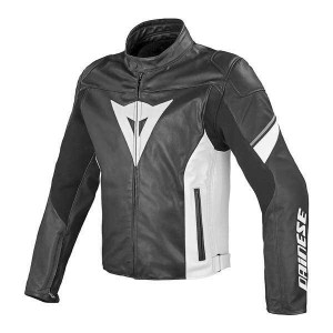 AIR FAST LEATHER JACKET