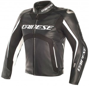 MISANO D-AIR LEATHER JACKET