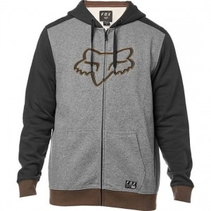 DESTRAKT ZIP FLEECE