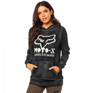 DRIP PULLOVER HOODY LADY