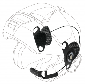 PRO SOUND Shoei ou Schuberth