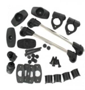 Kit universal para montagem de vidros universais - A660 - A601 - A602 - A603 - A604