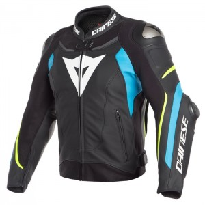 SUPER SPEED 3 LEATHER JACKET